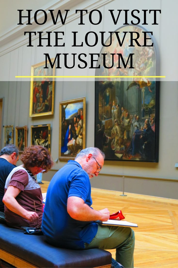 How To Best Visit The Louvre