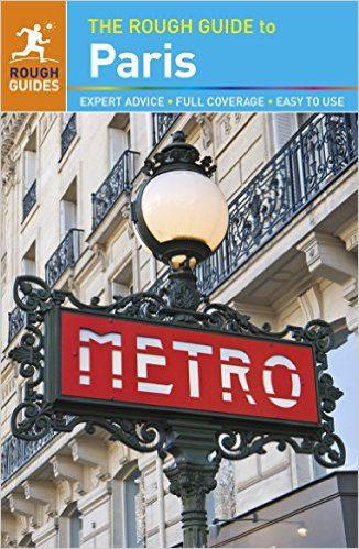 Rough Guide To Paris Cover