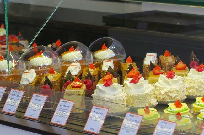 Arnaud Larher Paris pastry shop Saint Germain