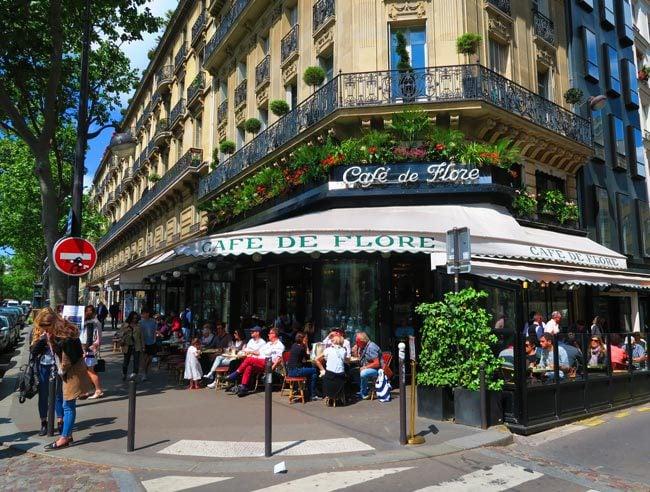 Caf Ef Bf Bd St Germain Paris