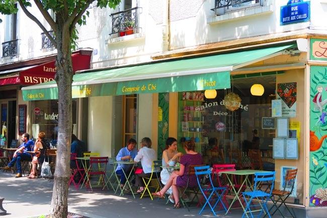 cafes in butte aux cailles