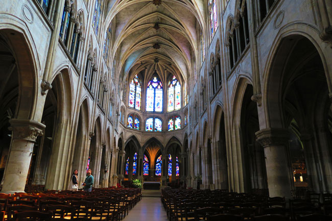Church of St-Severin Paris