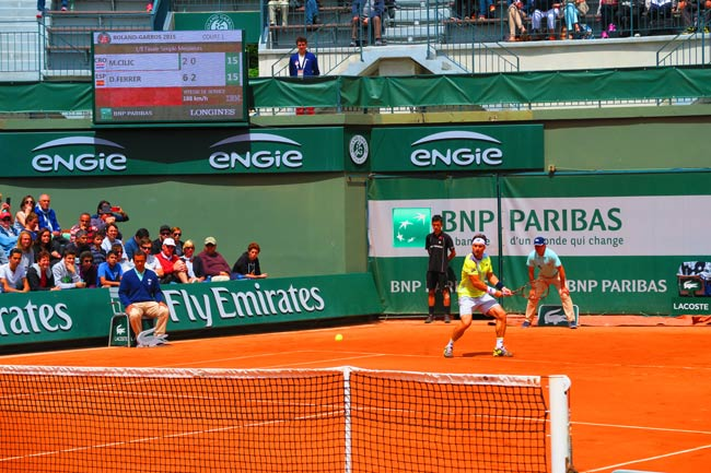 Roland Garros - top off the beaten track things to do in Paris