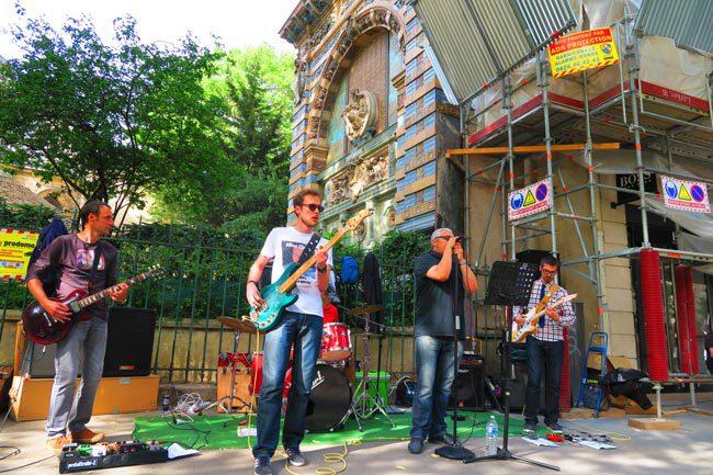 fete de la musique paris music festival cover band