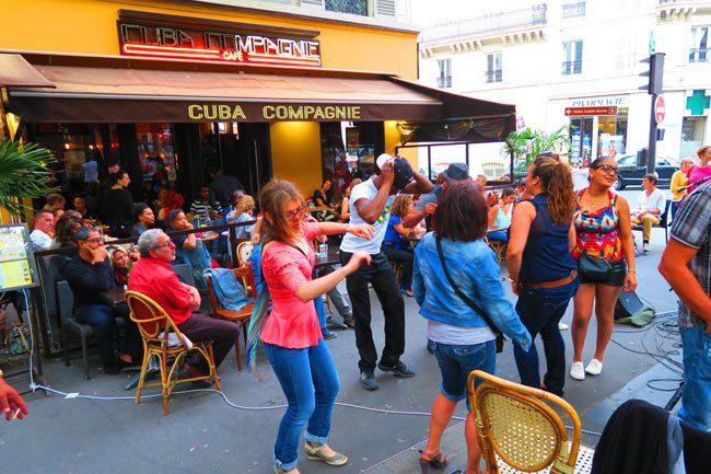 fete de la musique paris music festival cuban bar