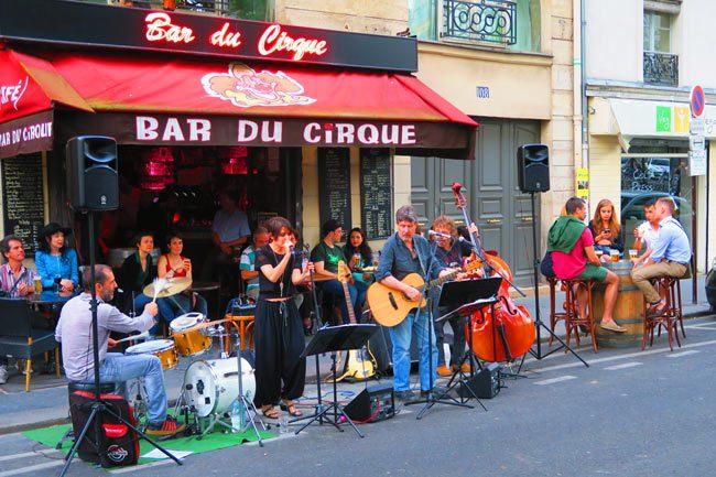 fete de la musique paris music festival french chansons