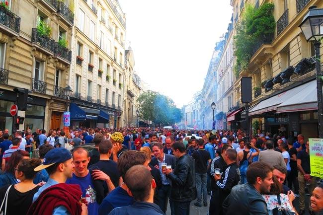 fete de la musique paris music festival marais street party