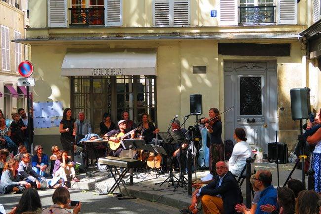 fete de la musique paris music festival saint germain turkish violin