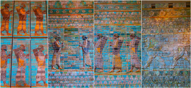 Iranian art louvre museum paris
