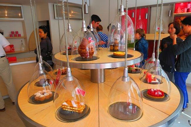 La Pâtisserie des Rêves Paris pastry shop Saint Germain