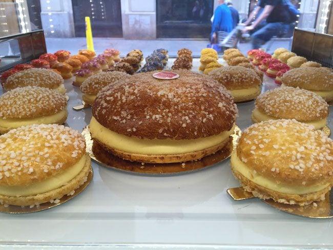 La Tarte Tropézienne Saint Germain Pastry Shop Paris