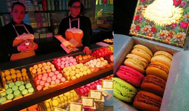 Ladurée-Macarons-Paris-Pastry-shop-Saint-Germain | X days in Y