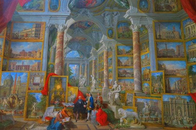 Louvre italian painting 3