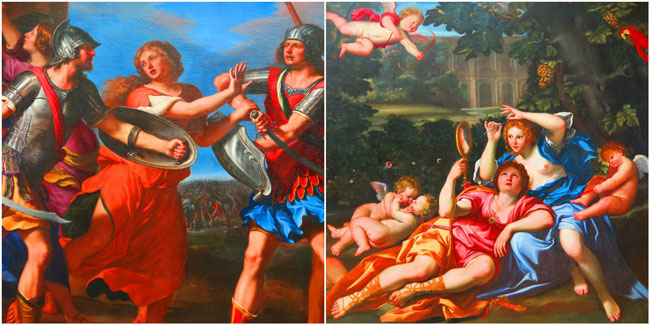 Louvre italian paintings