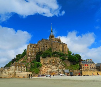 1 Day In Mont Saint Michel