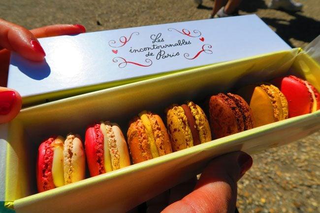 Pierre Hermé macarons Paris pastry shop
