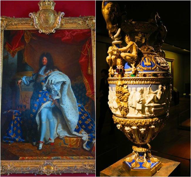 royal art Richelieu Wing louvre