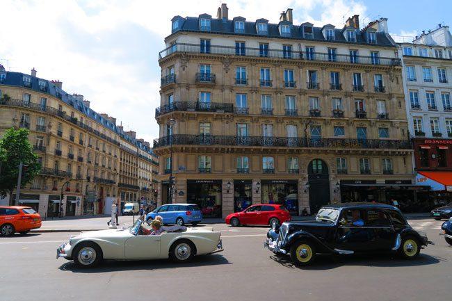Saint Germain Boulevars Paris