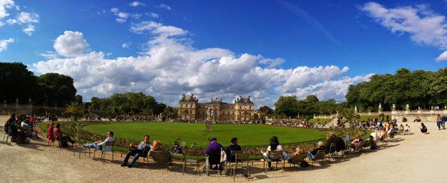 Saint Germain Itinerary Paris - panoramic cover