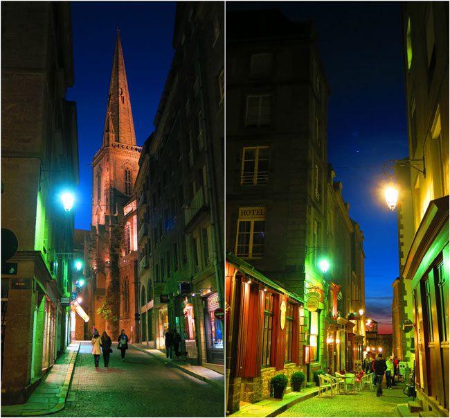 saint malo by night