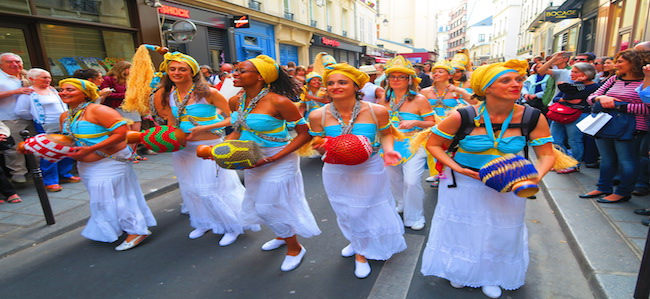 The Longest Day of The Year In The Festival of Music in Paris