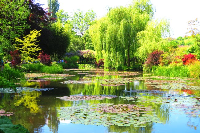 A Guide For Visiting Monets Garden In Giverny Day Trips From Paris