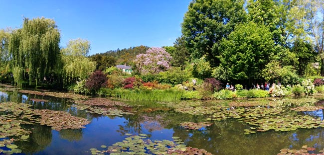 Visiting Monet S Garden In Giverny Cover