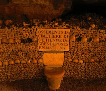 Going Underground to the Catacombs of Paris
