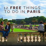 12 of the top free things to do in Paris - post cover