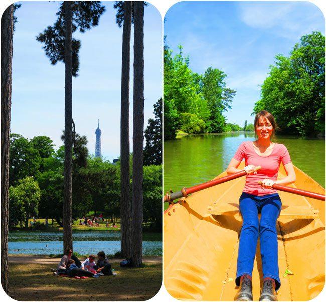 Bois de Boulogne Paris park