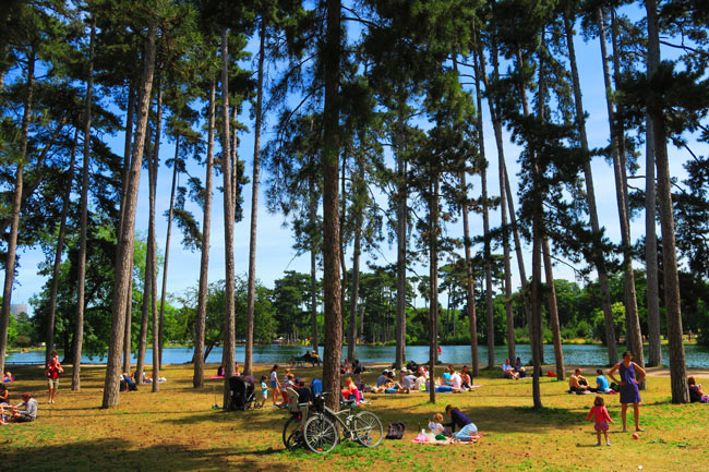 Bois de Boulogne - off the beaten track things to do in Paris