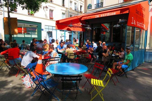 Bar La Sardine paris
