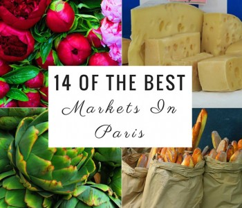 14 Of The Best Markets In Paris