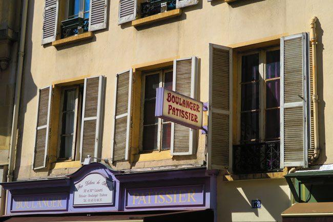 Boulangerie Paris rue cler