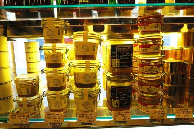 Comptoir de la Gastronomie foie gras shop Paris