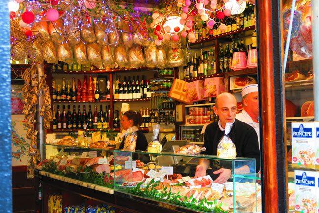 Davoli Paris rue cler