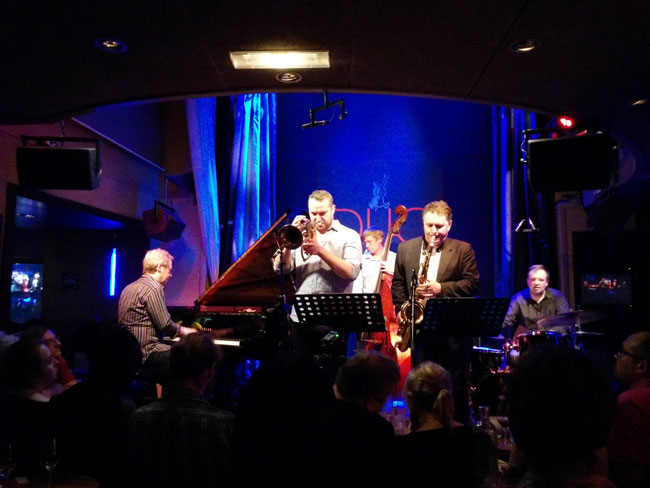 Duc des Lombards, Paris Jazz Club