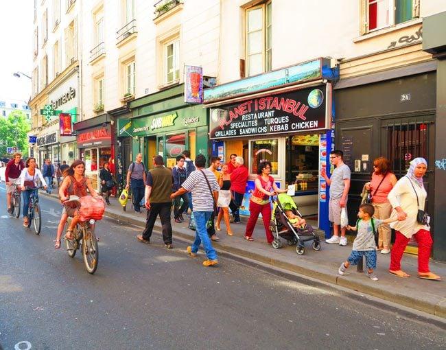 Eastern Paris