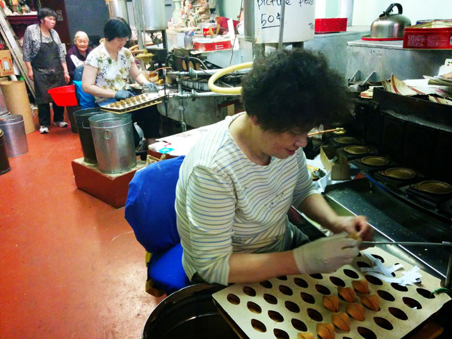 Fortune Cookie Factory San Francisco