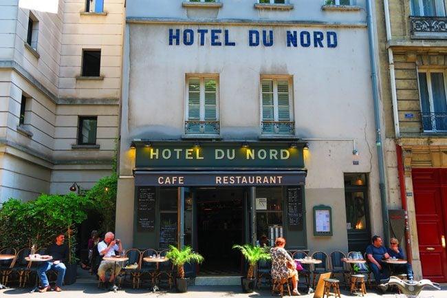 hotel du nord paris canal saint martin