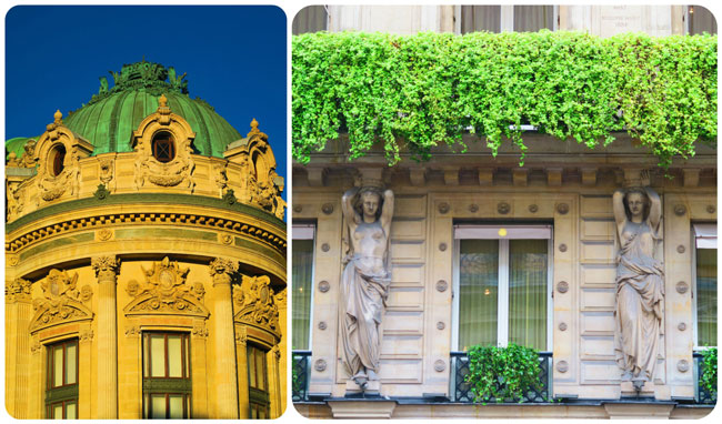 Paris Architecture Grands Boulevards Itinerary