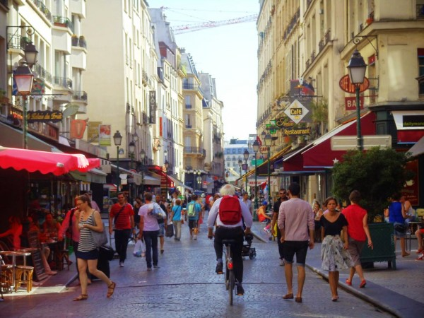 Paris Grands Boulevards Itinerary Guide - cover photo