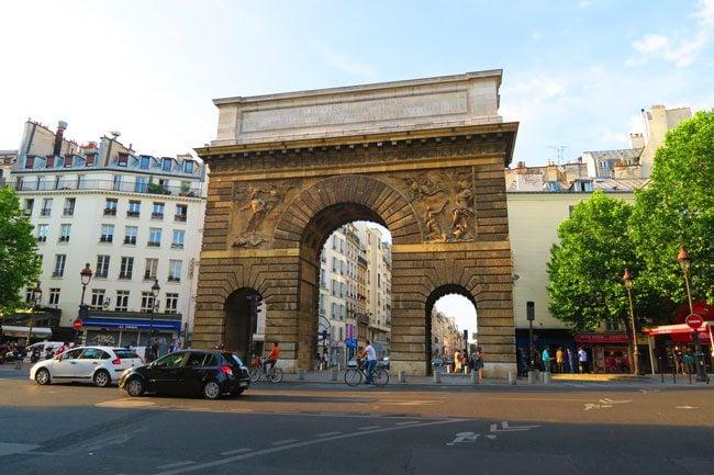 Paris grands boulevards itinerary where to go eat shop for Porte saint martin