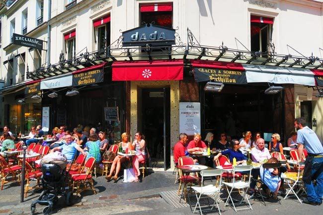 Rue Poncelet paris