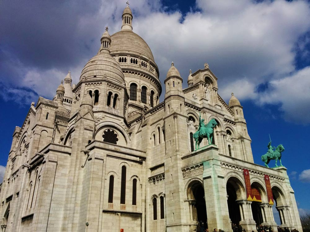 A Romantic Day In Paris Montmartre Itinerary