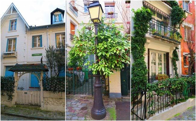 Villa Léandre montmartre