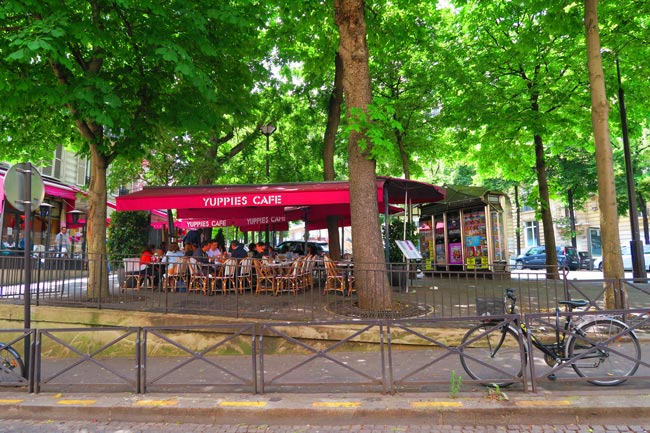 Yuppies Cafe Paris