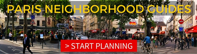 PARIS NEIGHBORHOOD GUIDES collection