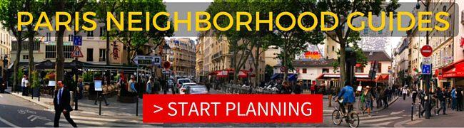 PARIS NEIGHBORHOOD GUIDES collection