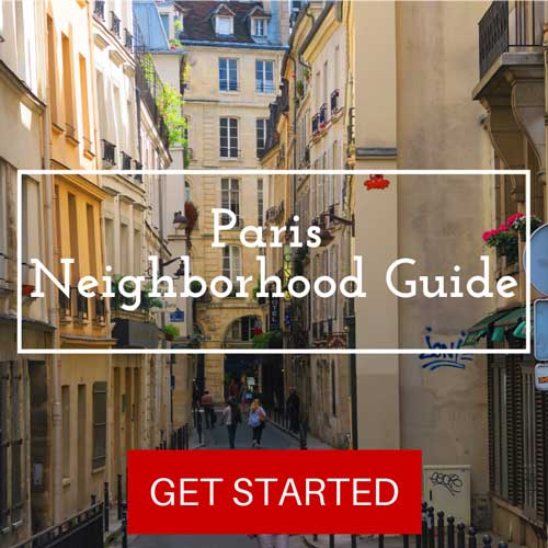 Paris neighborhood guides collection - thumbnail